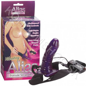 Seven Creations Alias Female Strap-on