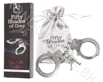 Fifty Shades of Grey Pouta You Are Mine