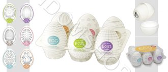 Tenga Eggs mix 6ks