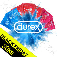 Durex Black Friday 30ks