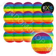 EXS Pride Rainbow Flag
