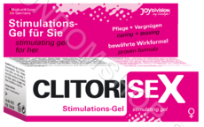 Joydivision Clitorisex gel 25ml