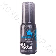 JoyDrops Erection Personal Lubricant Gel 50ml