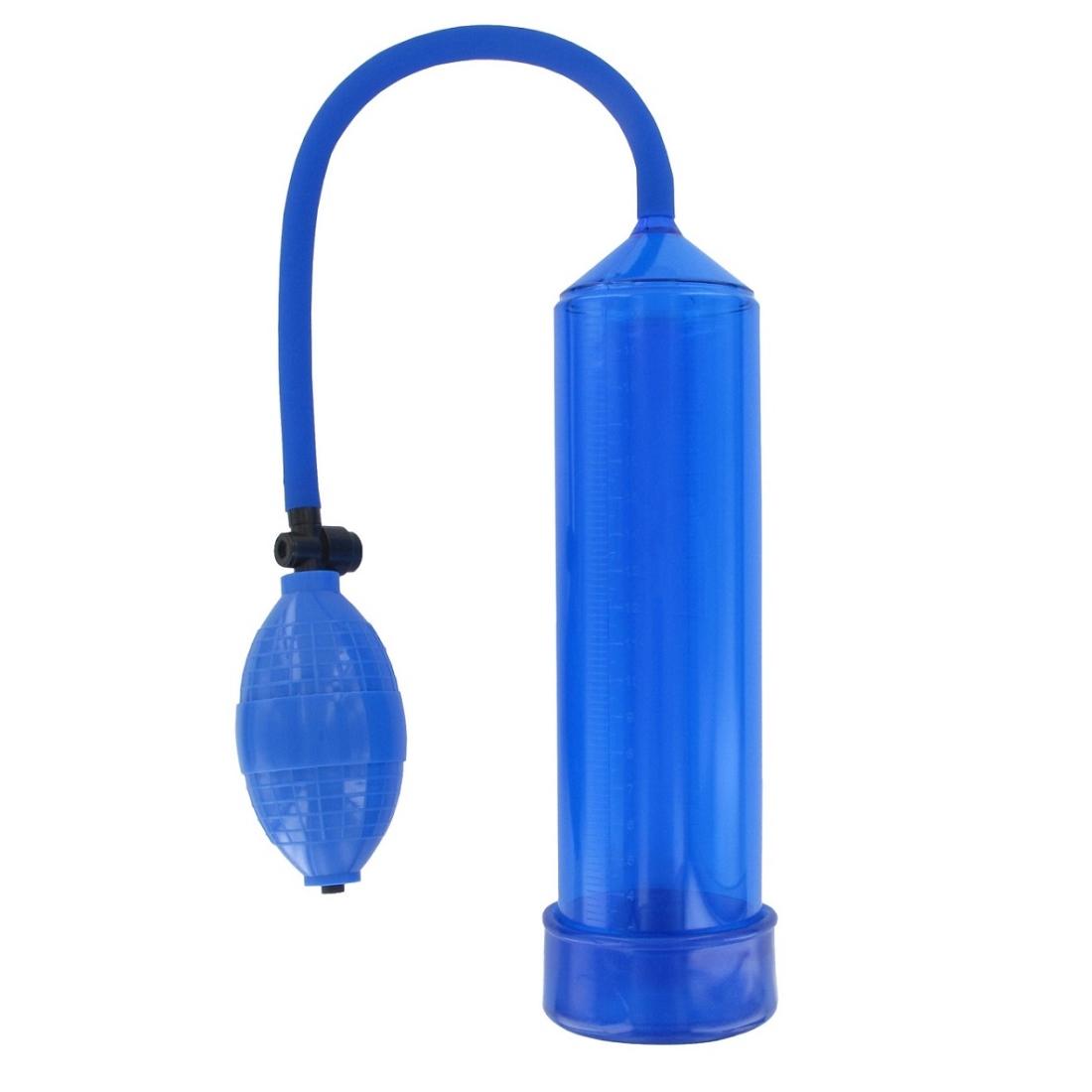 BOOM LuvPump Basic vakuová pumpa Modrá