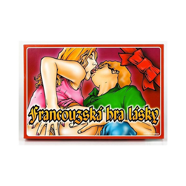 Francouzská hra lásky erotická hra pre dva