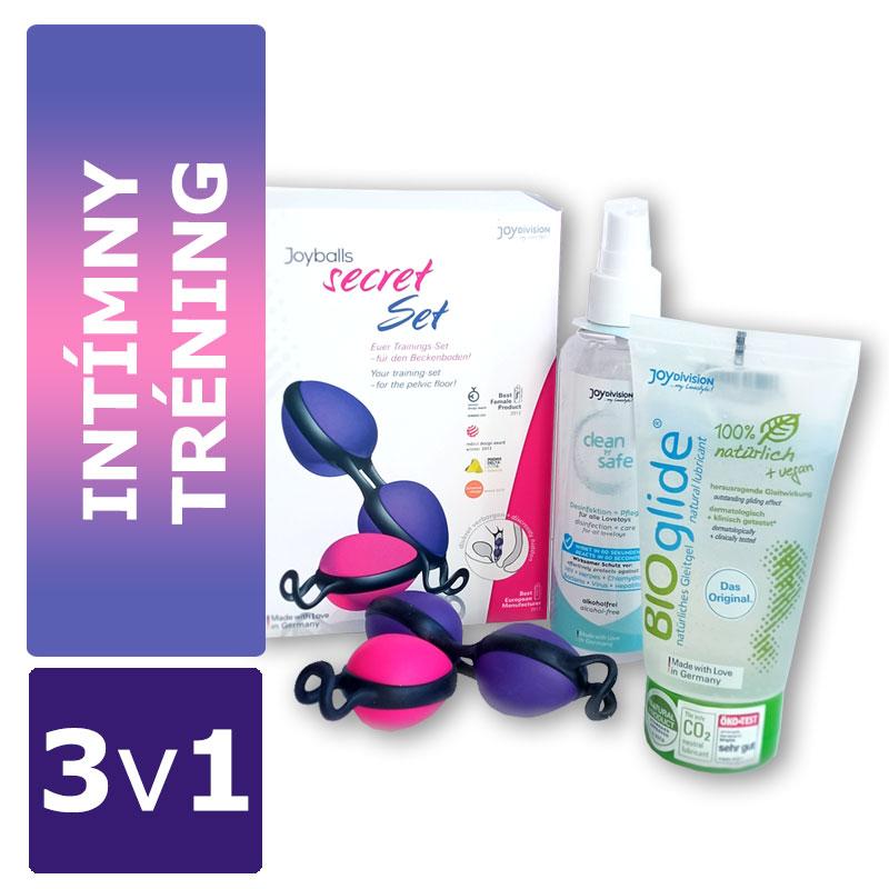 Joydivision balíček na intimní trénink