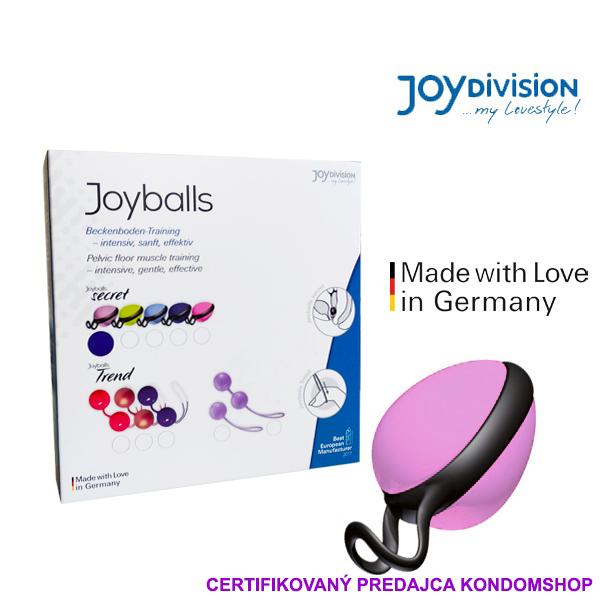 Joydivision Joyballs secret single lilac