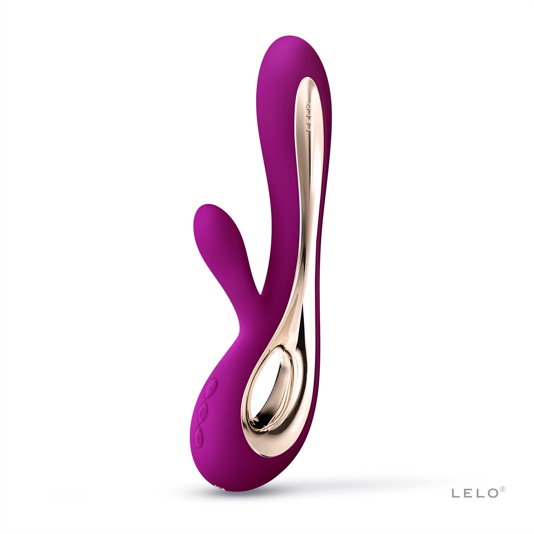 LELO Soraya 2 luxusní vibrátor Deep Rose