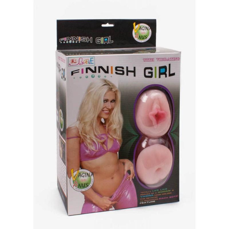 Lybaile Finnish Girl nafukovací panna