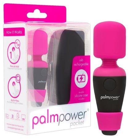 Palmpower Pocket mini masážní hlavice