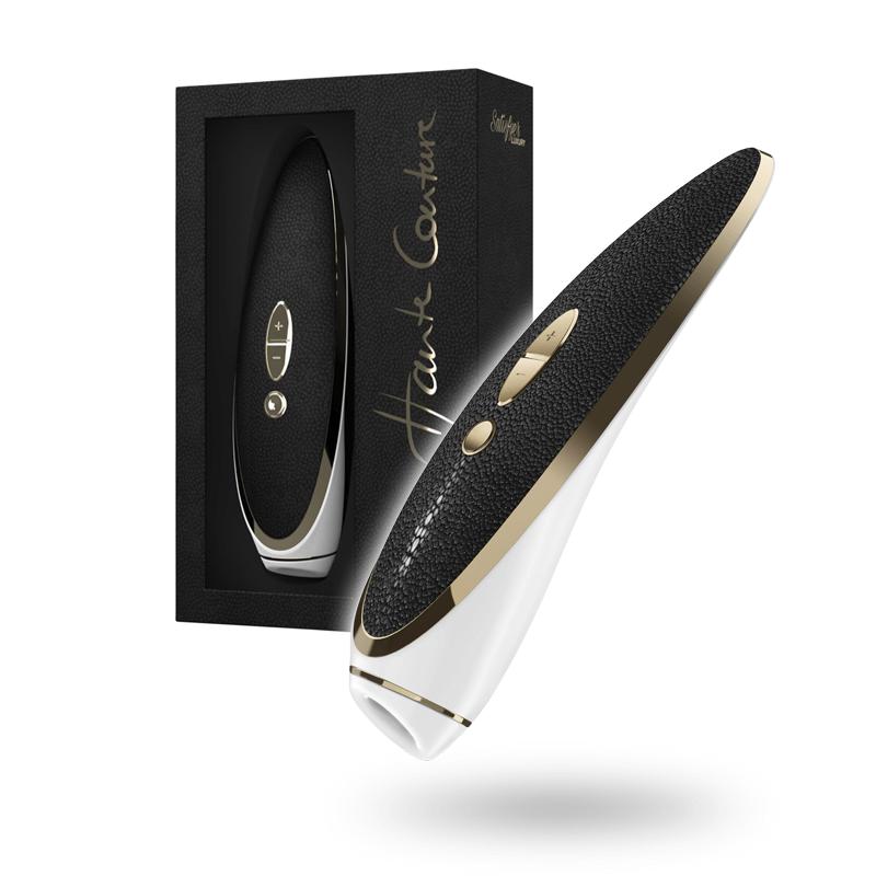 Satisfyer Luxury Haute Couture vibrátor na klitoris