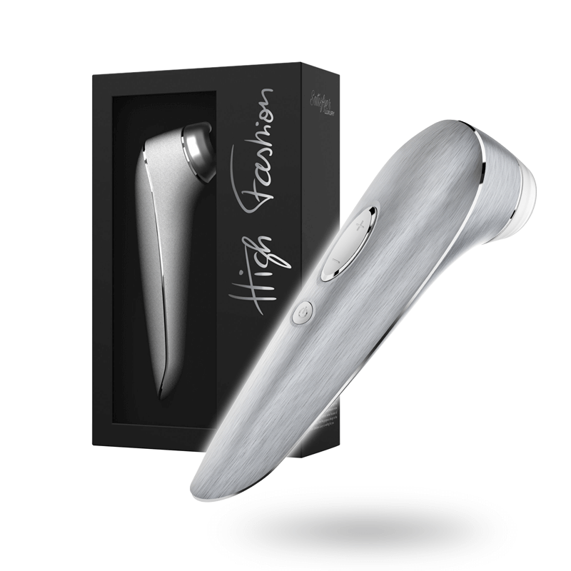 Satisfyer Luxury High Fashion vibrátor na klitoris