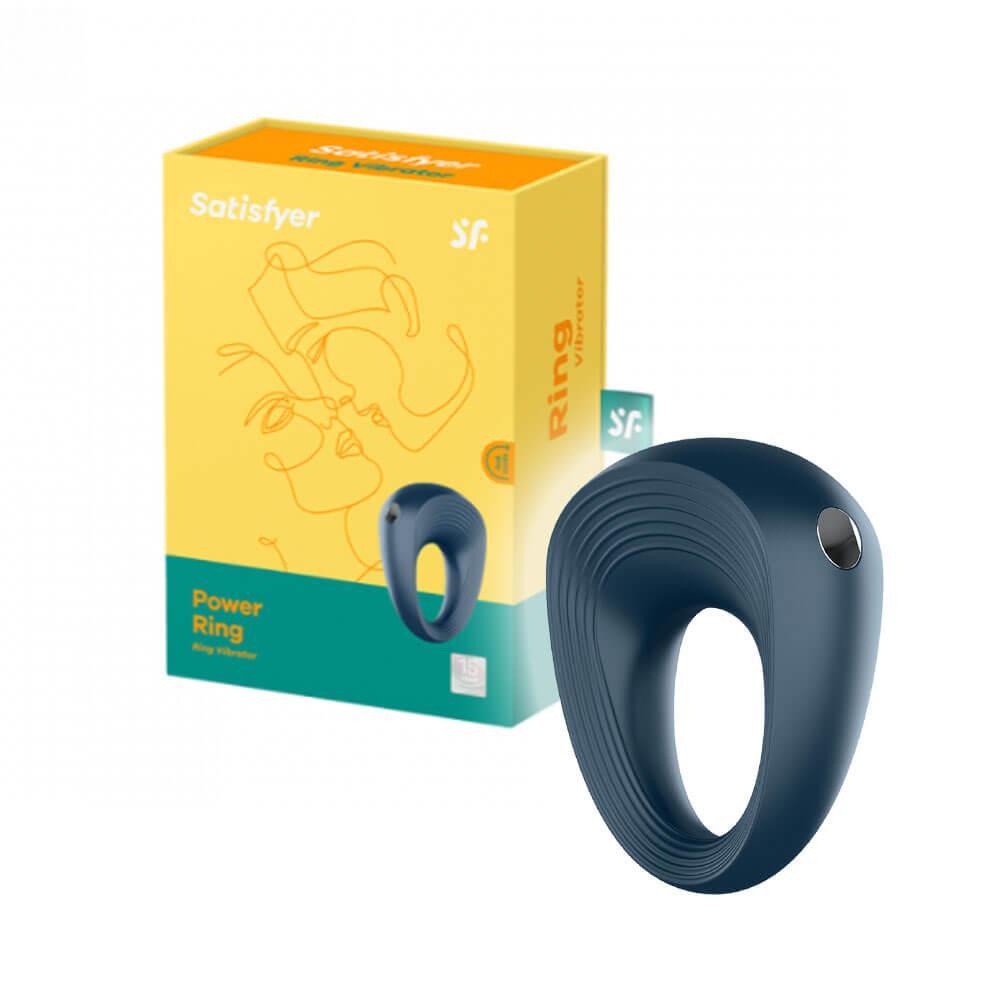 Satisfyer Power Ring vibrační kroužek