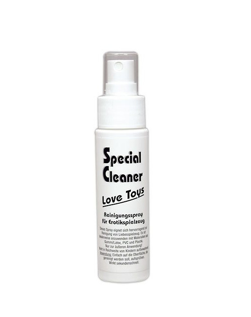 Special Cleaner Love Toys čistíci sprej 50ml