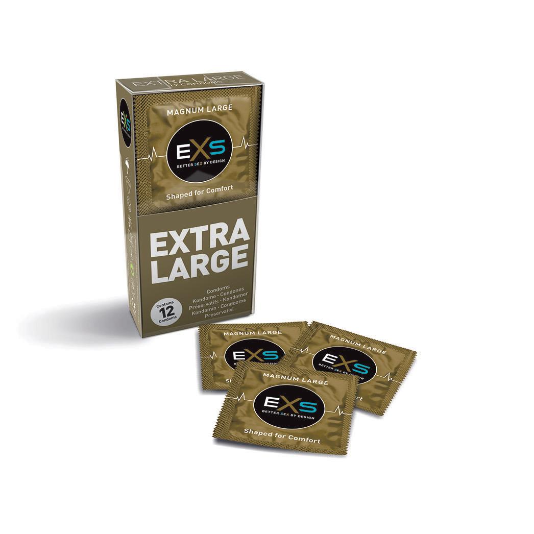 EXS Extra Large krabička EU distribuce 12 ks
