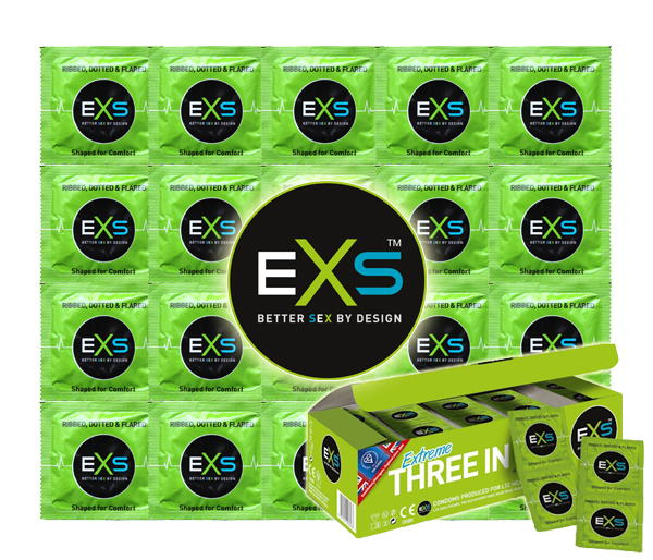 EXS Extreme 3in1 3 ks