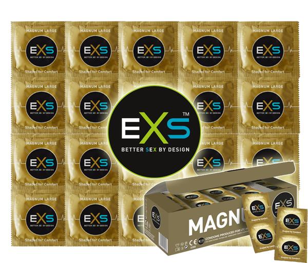 EXS Magnum Large 3 ks