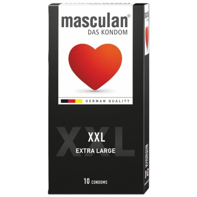 Masculan XXL krabička 10 ks