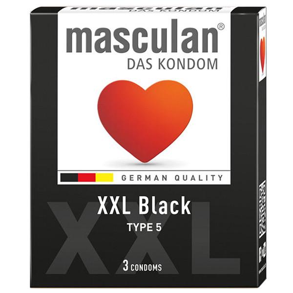 Masculan XXL krabička 3 ks