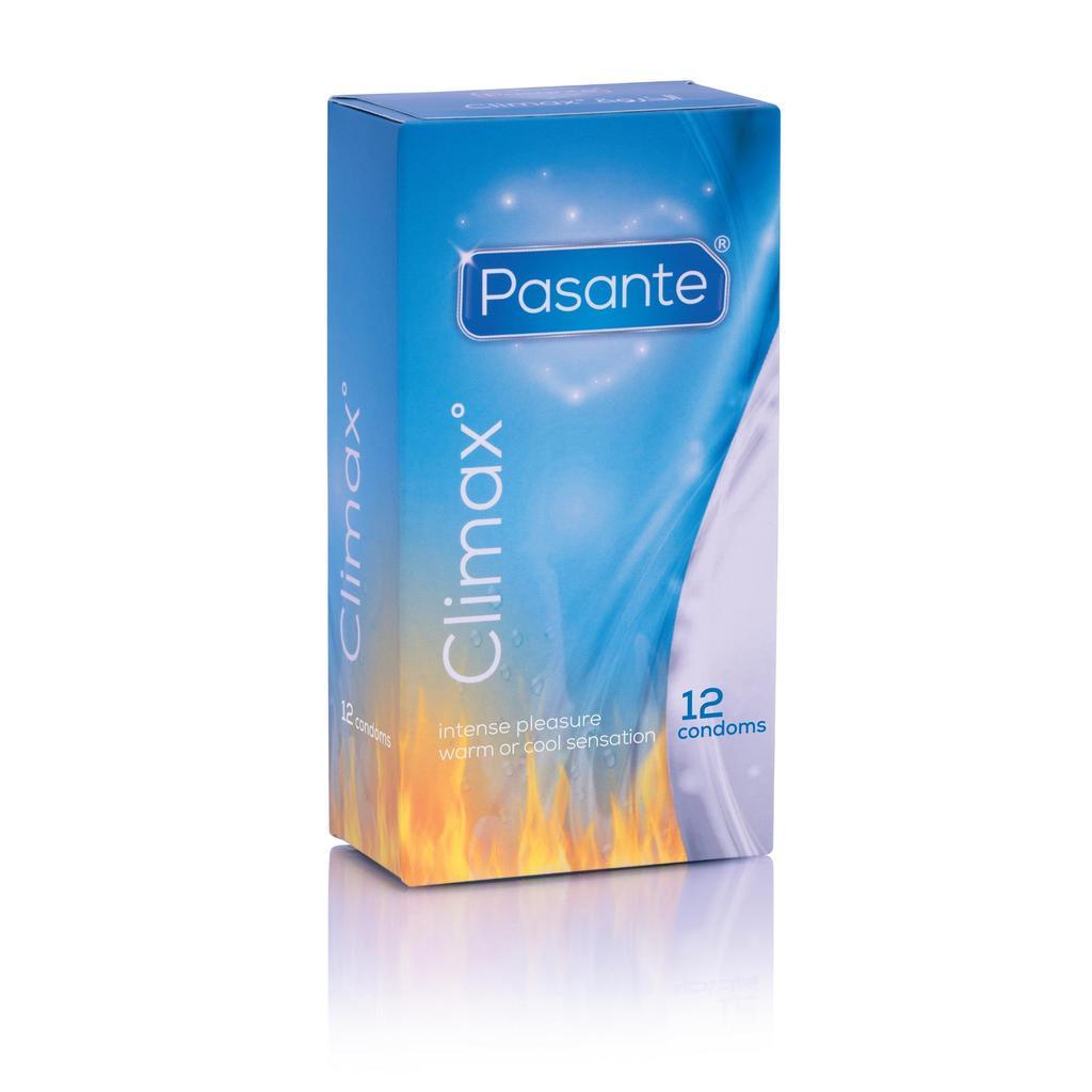 Pasante Climax krabička 12 ks