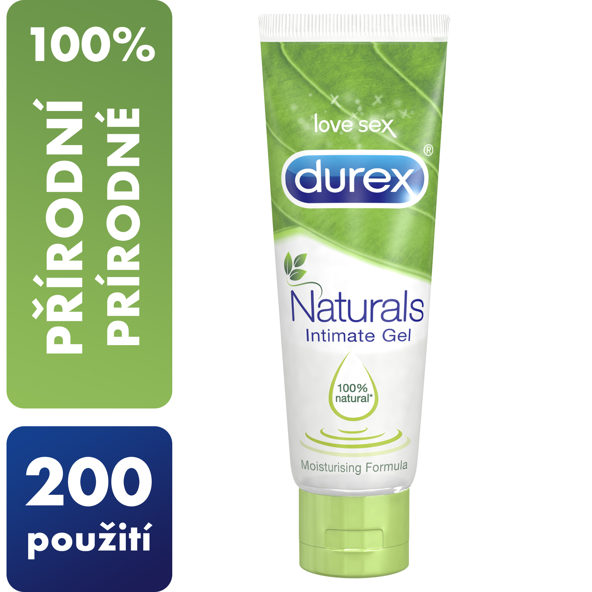 Durex Naturals lubrikační gel 100 ml