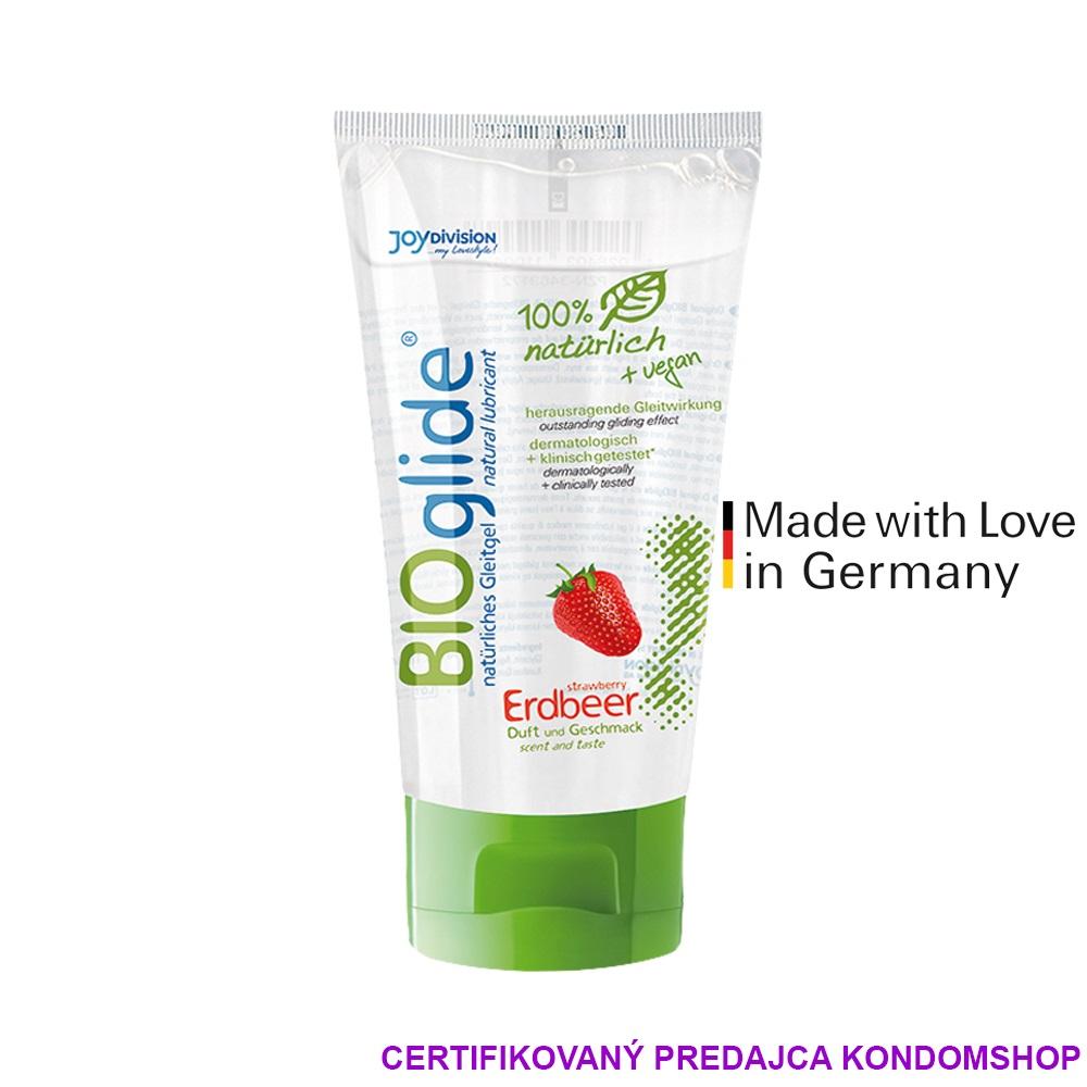 Joydivision BIOglide Strawberry 80 ml