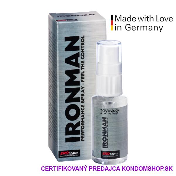 Joydivision Ironman Spray 30 ml
