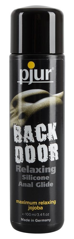 Pjur Back Door Relaxační silikónový lubrikant 100 ml