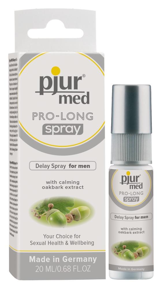 Pjur Med Pro-Long Spray na oddálení ejakulace