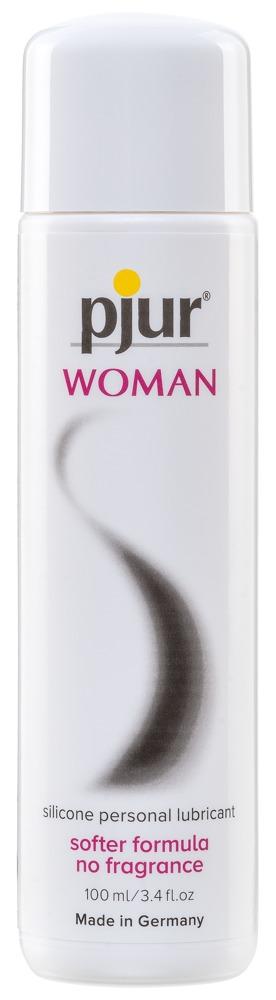 Pjur Woman silikonový lubrikační gel 100 ml