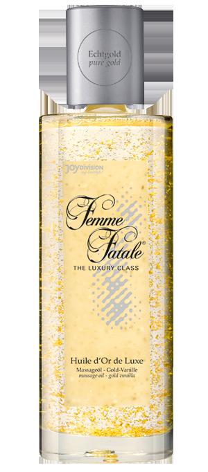 Femme Fatale d'Or de Luxe Gold Vanilla 100 ml