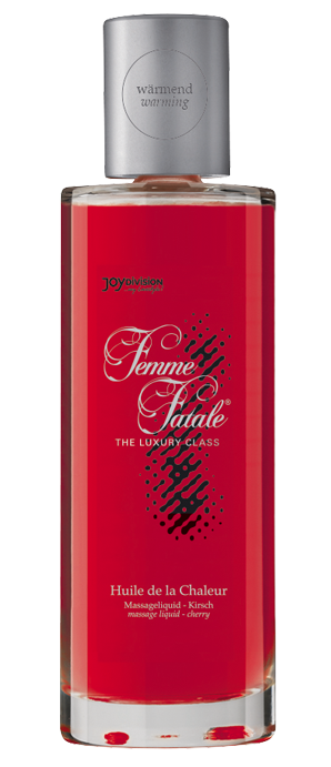 Femme Fatale - Huile d'Or de Luxe Cherry 100 ml