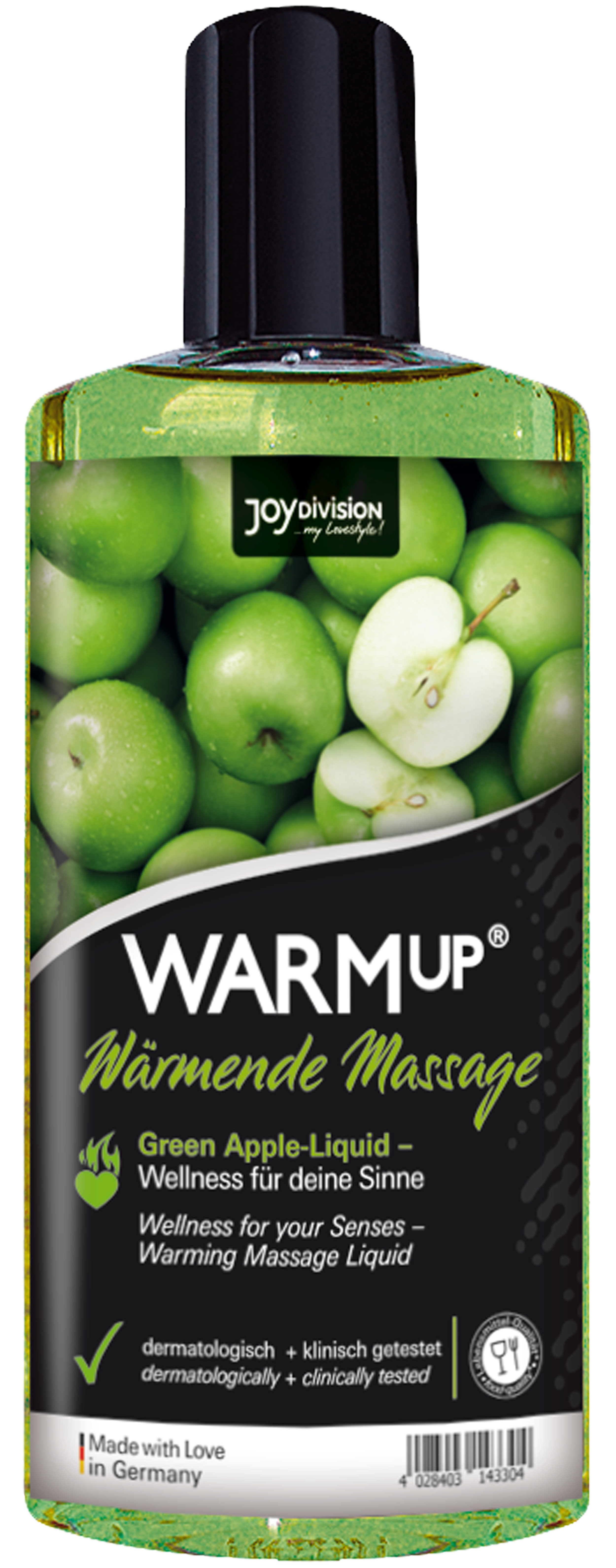 Joydivision Warmup Green Apple 150 ml