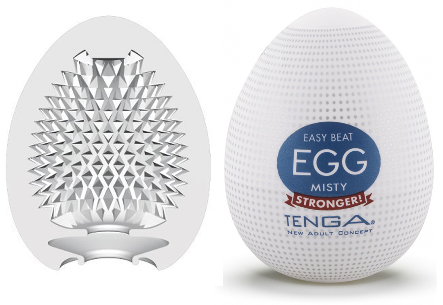 Levně Tenga Egg Misty