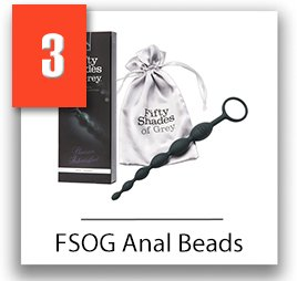 Fifty Shades of Grey anal beads