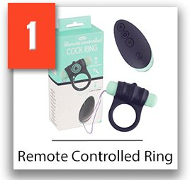 Remote Controlled ring